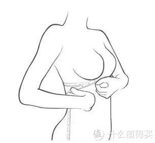 下胸围测量
