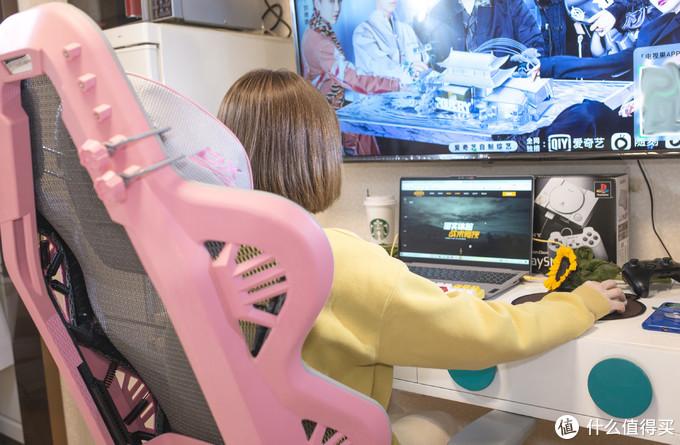 求人不如靠自己!吃鸡少女亲自组装迪锐克斯AIR电竞网椅~ (附:施工现场真人兽)