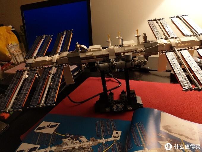 拼个大玩意儿,LEGO乐高IDEAS国际空间站21321