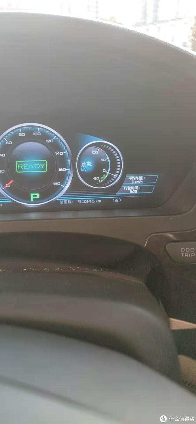 因为没过车商行驶里程还是可以相信的,刚到手时9万公里。