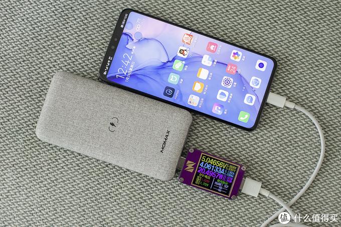 无线充电更方便:摩米士MOMAX无线充电宝简评