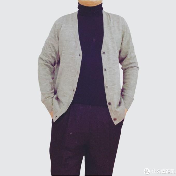 保暖又实用的针织衫,就该这么穿!