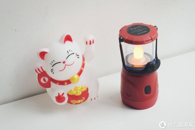 新春纳福,招财进宝!OLIGHT兰灯配件招财猫灯罩赏评