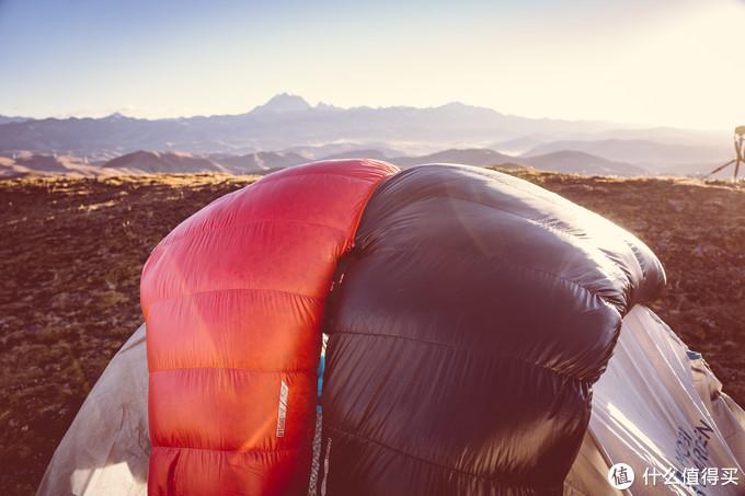 陪你去看流星雨——冬季高原露营保暖装备推荐