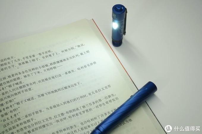 合二为一,书写灵感--OLIGHT OPEN 2 深海蓝限量版