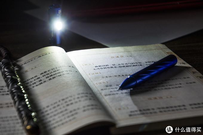 灵感之光、跃然纸上:傲雷Olight笔灯O'PEN2
