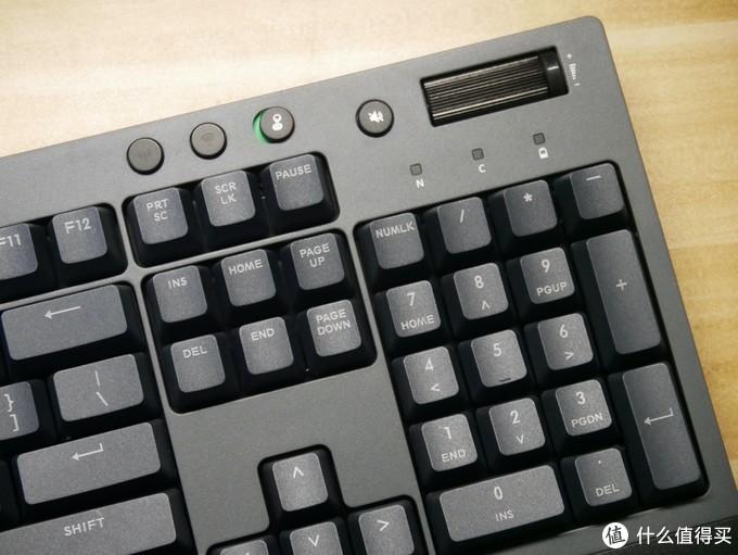 大手托的三模飞行——TT G521 机械键盘