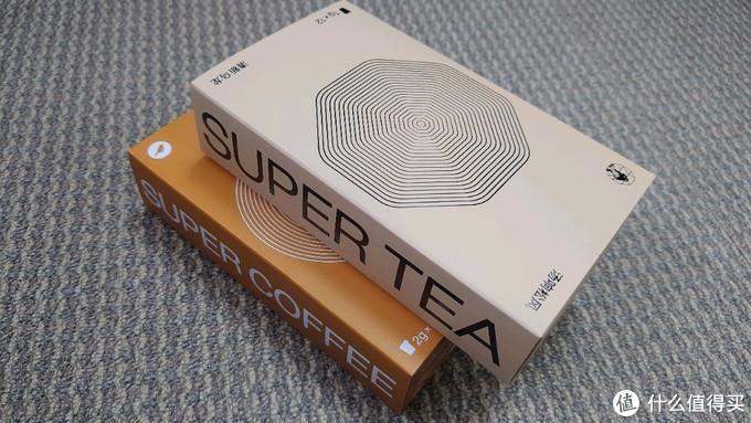 盒侧面巨大的咖啡/茶的英文