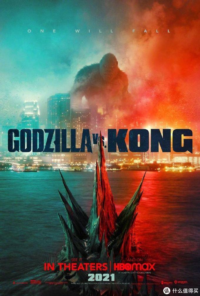 《哥斯拉大战金刚》正式预告曝光,两场正面对决毁天灭地,3月26日北美院线+HBO Max同时开映