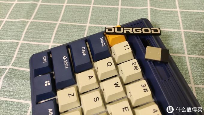 目标是星辰大海--杜伽FUSION三模机械键盘体验分享