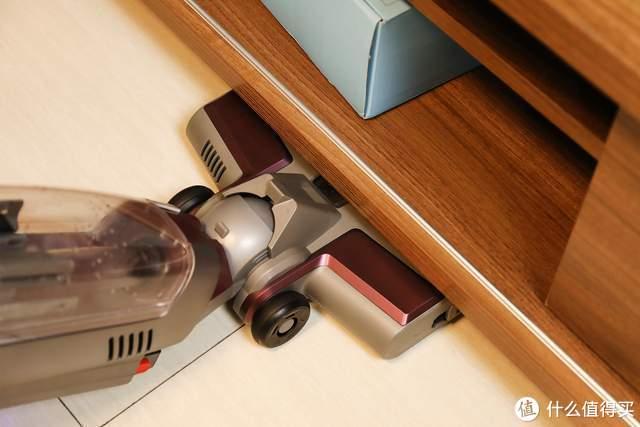 吸拖洗一体,清洁不脏手,市面越来越火的家用无线洗地机详细评测