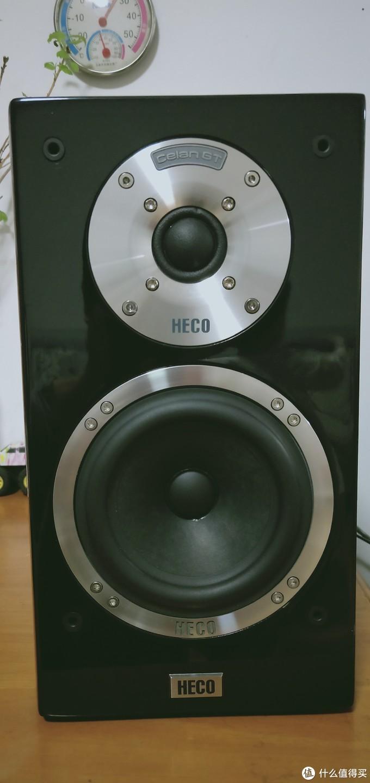 1寸高音、5寸低音单元