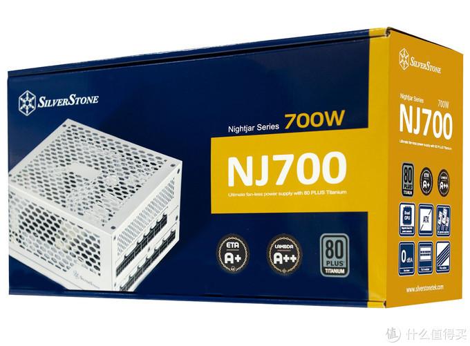 """0噪音被动散热、700W钛金全模;SilverStone银欣 发布NJ700""""夜莺""""电源"""