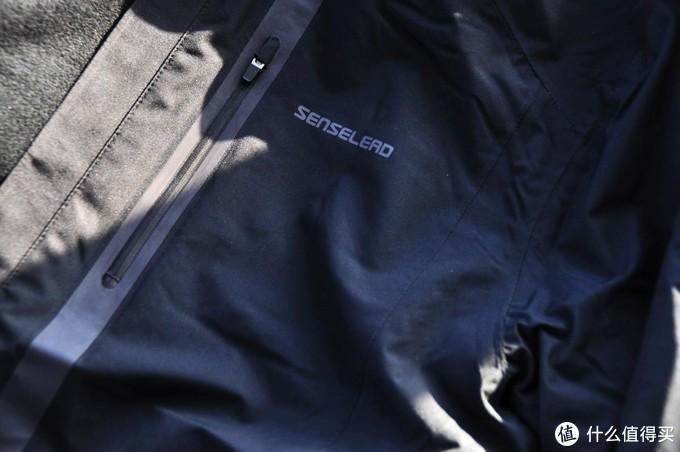 有效应对户外多种天气,SENSELEAD三合一冲锋衣