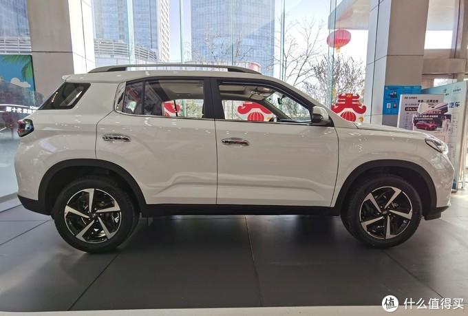 拥抱变化!实拍2021款北京现代ix35