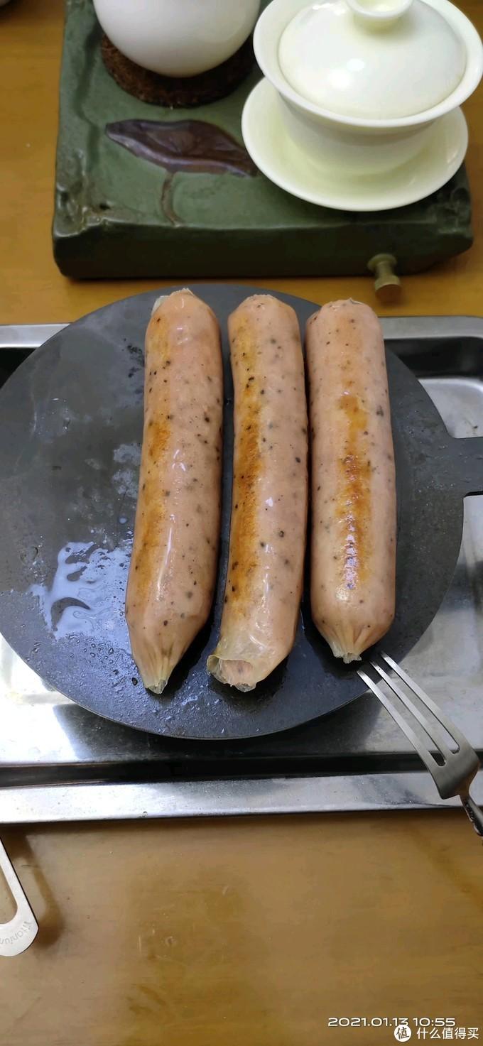 市场没有就自己搞,纯钛烤盘粘性测试