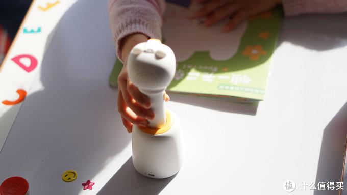 机器岛AI双点笔,小朋友的启蒙学习,就从这一支笔开始