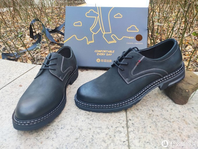 哪个成年男孩不想拥有一双定制皮鞋呢——我的sinmec定制皮鞋
