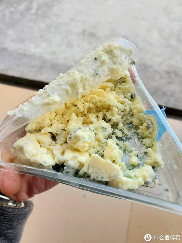 奇葩物,丹麦Castello蓝纹奶酪(安拉三角形蓝波干酪)简单品鉴