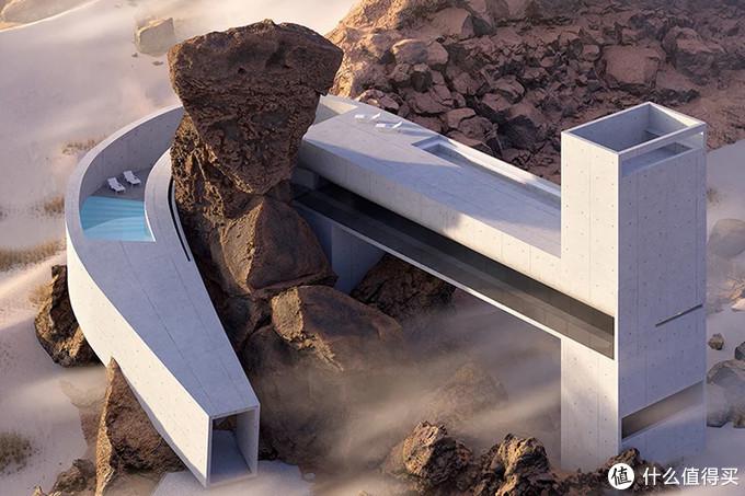 未来建筑设计:混凝土重生10个小屋