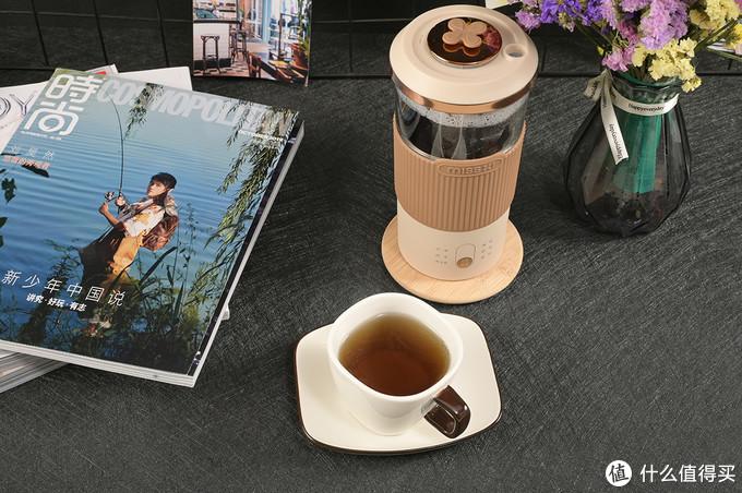 实现奶茶与身材自由,低脂健康饮品DIY,熊小夕便携奶茶机体验
