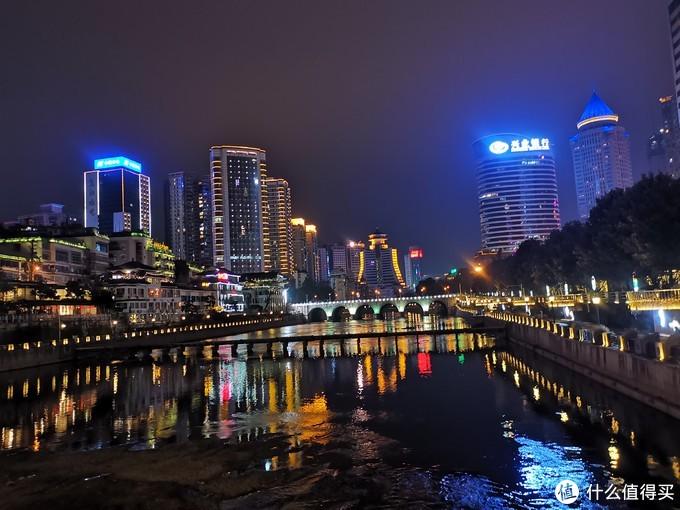 贵阳市夜景