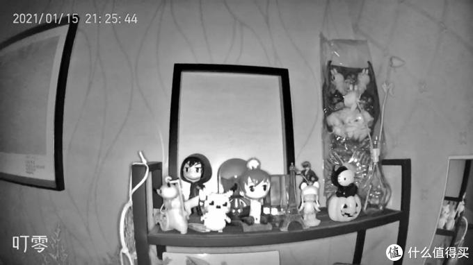 门铃加猫眼,安全又保险——叮零智能视频门铃E3套装评测