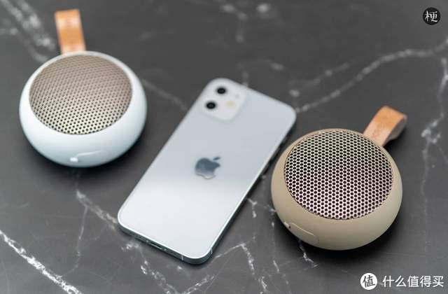 想要颜值与音质并存的便携音箱?你该看看这个:Kreafunk aGo上手体验