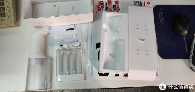 第一次体验冲牙器,先来个性价比的--米家电动冲牙器