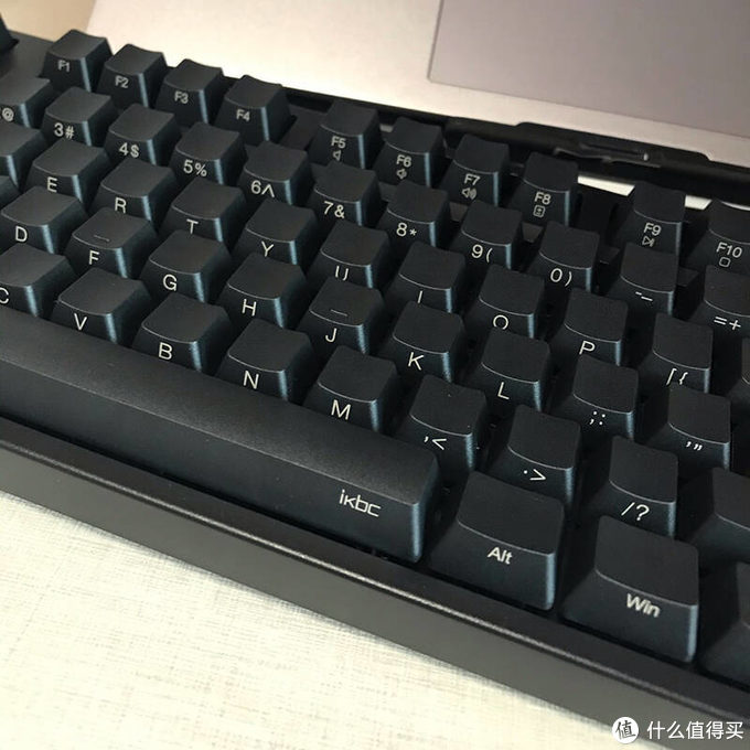 简洁而不简单,ikbc W200无线机械键盘评测