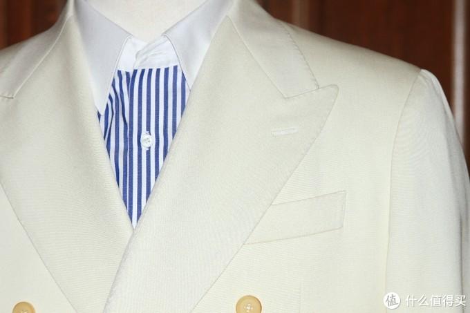 白色单上衣是时尚黑洞吗 — 绅士们的白西服搭配策略