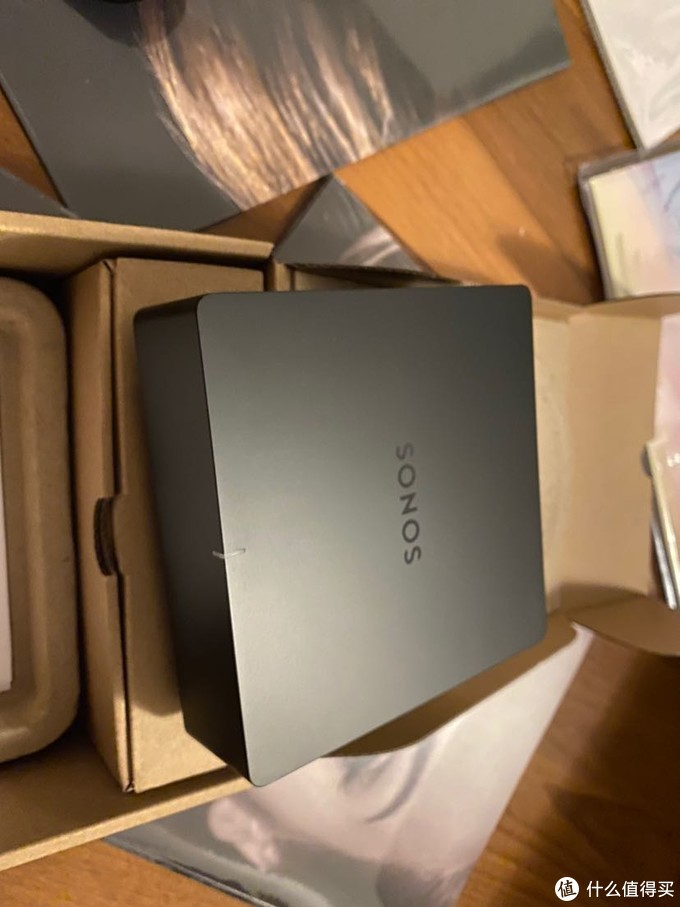 Sonos Port 开箱