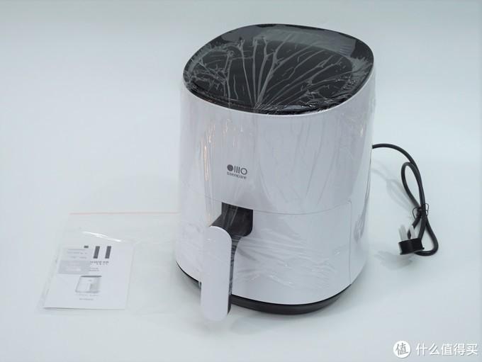 上手容易,功能实用,更小巧更智能的无言智能云空气炸锅SC-K505W助我做出快捷暖冬美食