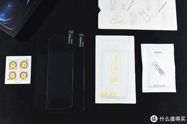 通透顺滑-倍思 iPhone12系列超瓷晶钢化膜