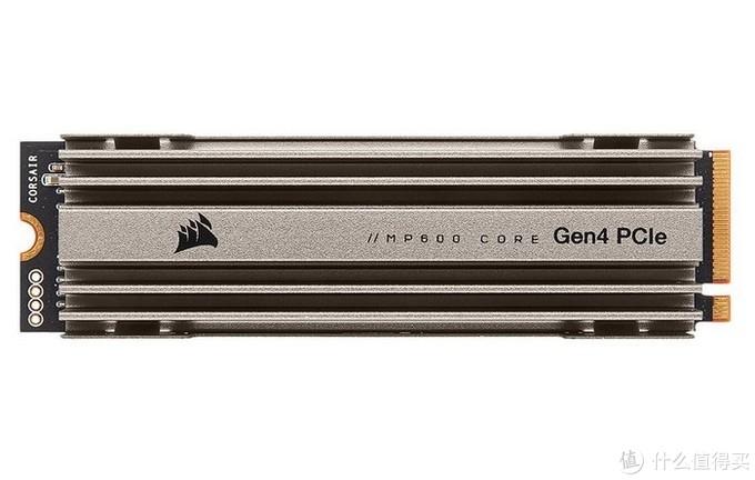 美商海盗船 发布 MP600 Core 和 MP600 PRO HydroX SSD固态硬盘