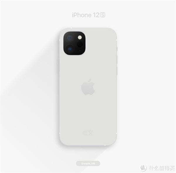 iPhone 12s渲染图来了,后置镜头不再过分突兀,增加激光雷达扫描仪