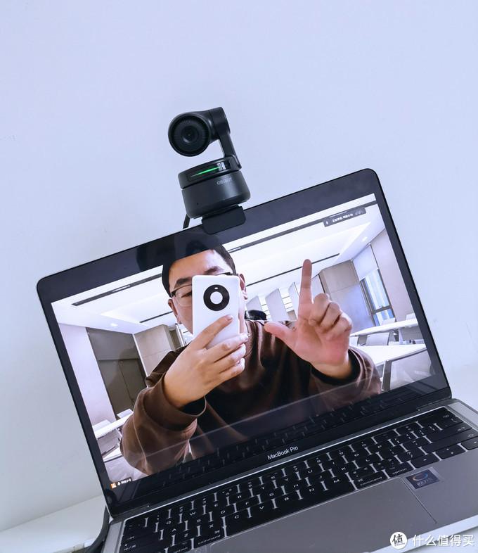 云会议、云学习,一颗神器便可搞定!寻影Tiny AI视讯摄像头体验!