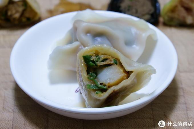 真材实料,鲜美海货——不一般的福迪宝鲁海海鲜水饺