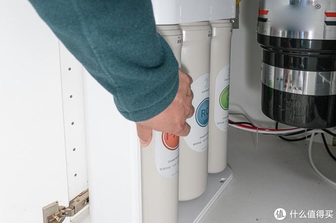 净水器关键参数解析,佳尼特800g大流量RO净水器体验