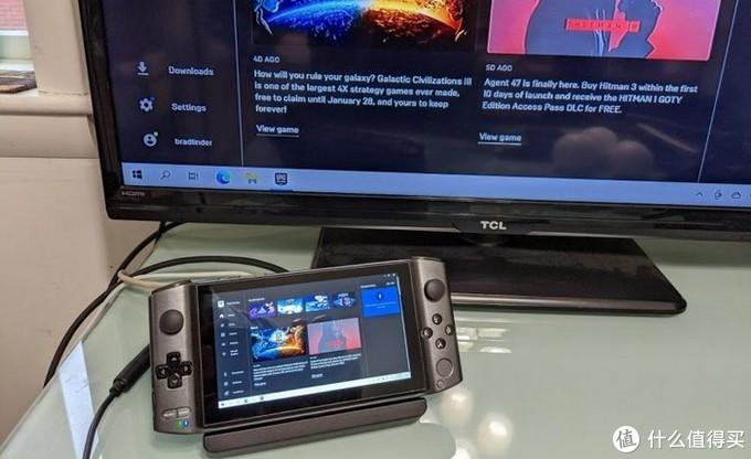 国外网友GPD Win 3游戏掌机上手,来看看有哪些小惊喜