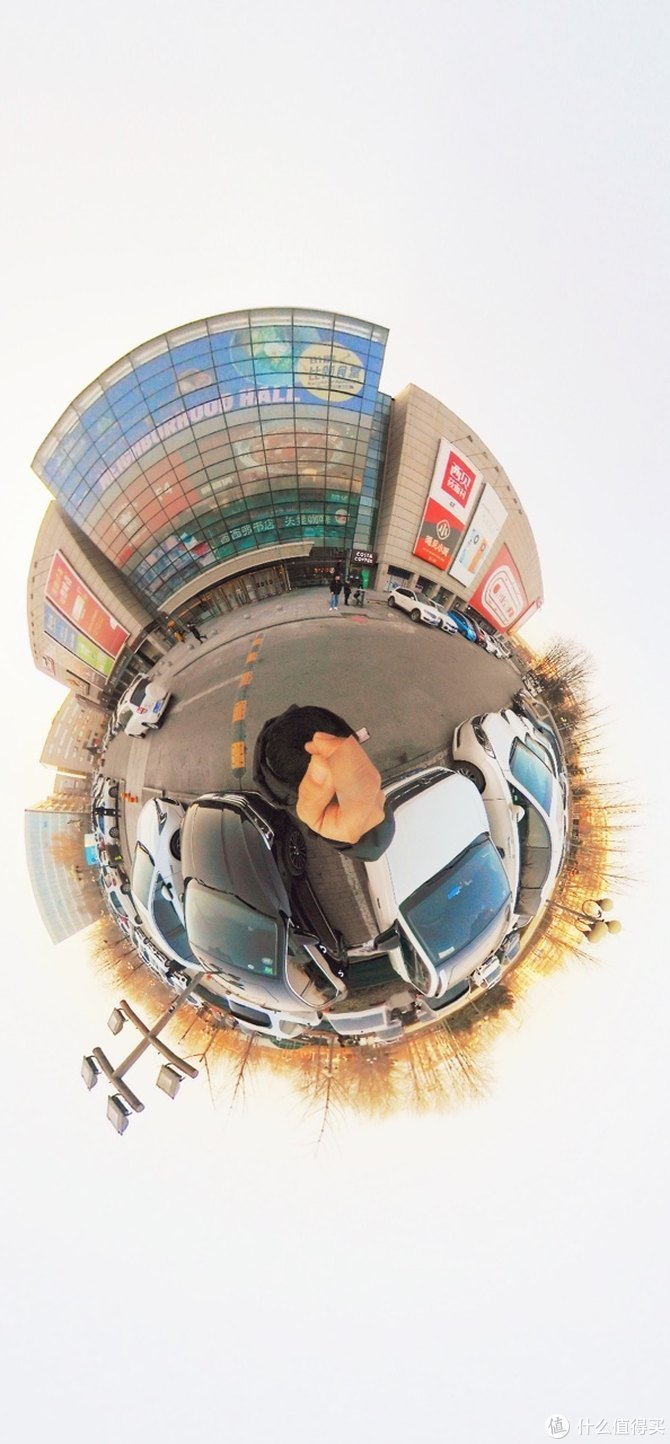 全景大片随手可出 唯光世怡可拍360°全景相机评测