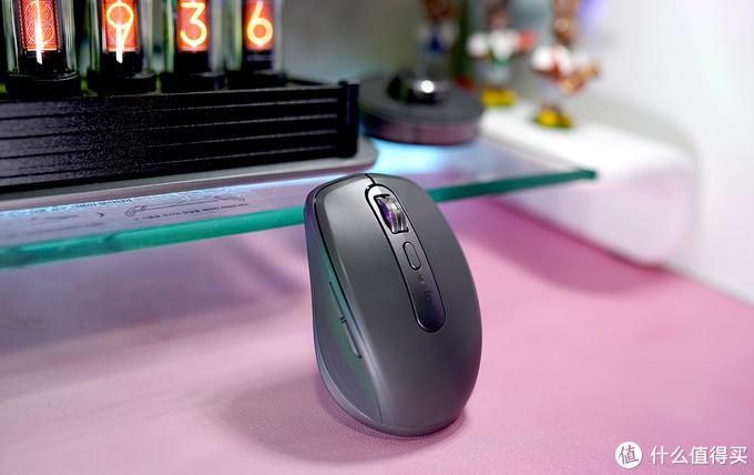 科技就是生产力!罗技办公旗舰MX Anywhere3 / MX Keys键鼠套装测评体验