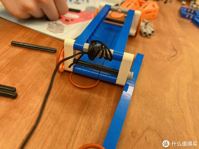 屯米屯面屯娱乐,屯课屯题屯智力!邦宝49合一机械原理积木机器人学习套装屯起来!
