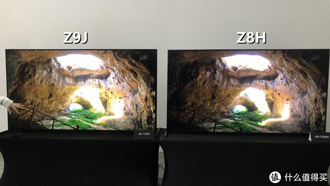 来了!索尼2021年新品J系电视抢先评测,XR VSX1芯片实机对比点评!