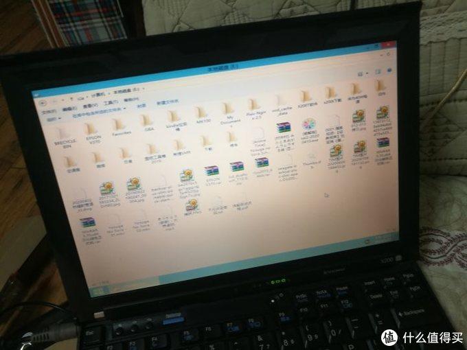 200块钱的大船Thinkpad X200(P8600 低配)