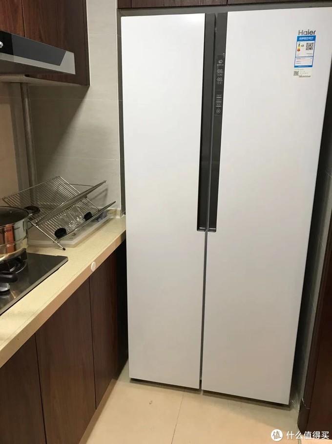 厨房空间只能放这么大的了
