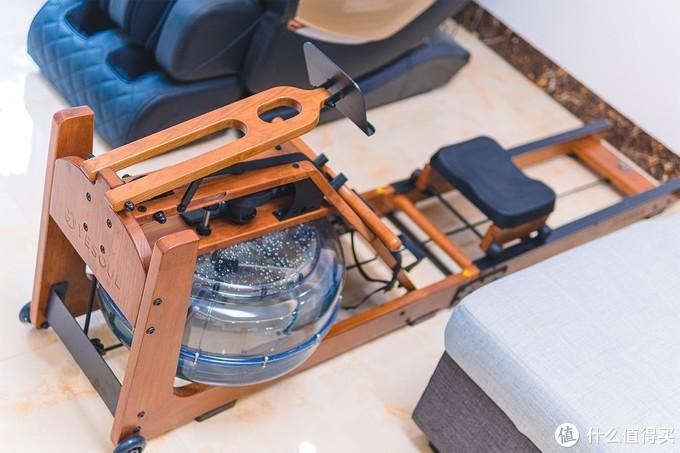 疫情在家也要轻松锻炼,野小兽R30划船机一周使用心得