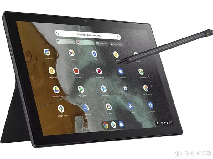 华硕发布 Chromebook CM3000 二合一变形本,搭联发科处理器