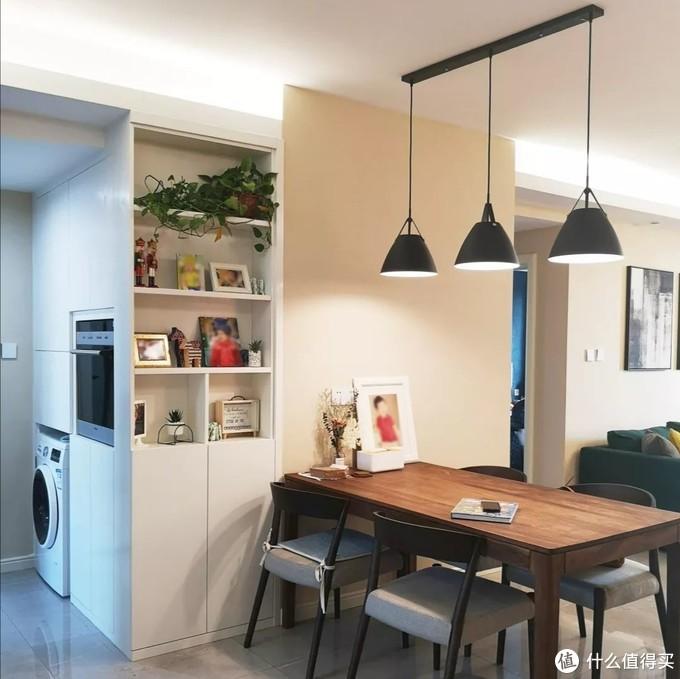 精心打造现代风三居室,完爆小区样板房!