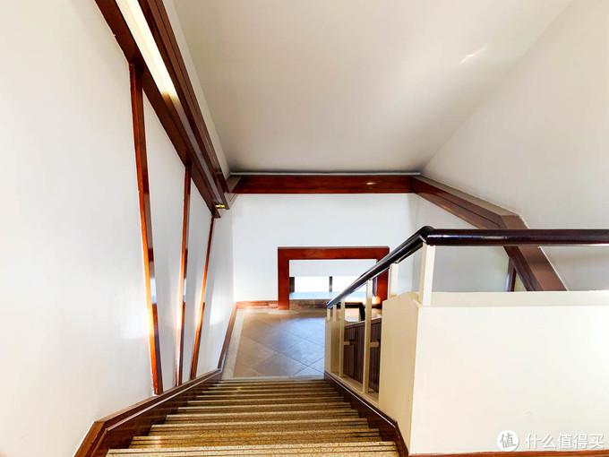 上楼即是酒店客房